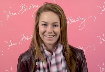 Vera Bradley Be a Star Promo