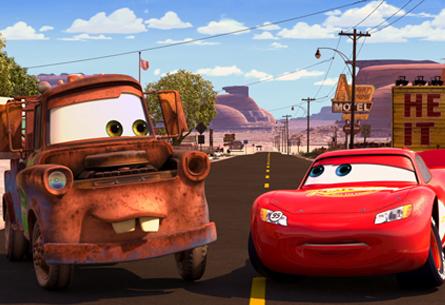 Cars for Toy Fair
