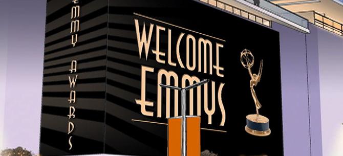 The Emmy's Presentation