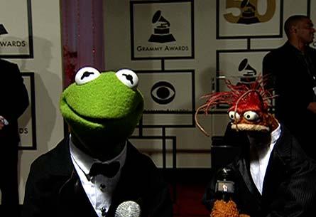 The Muppets Grammy Featurette