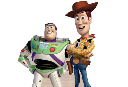 Toy Story for Toy Fair