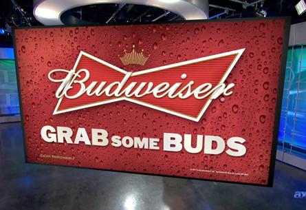 Budweiser Sponsorship