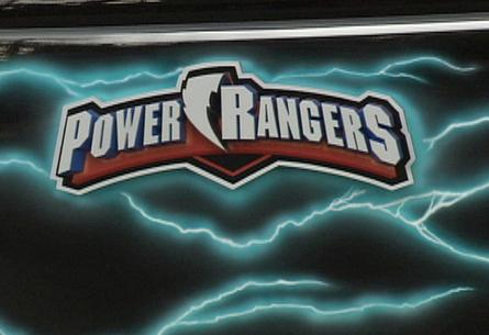 Power Rangers Disney Channel TV