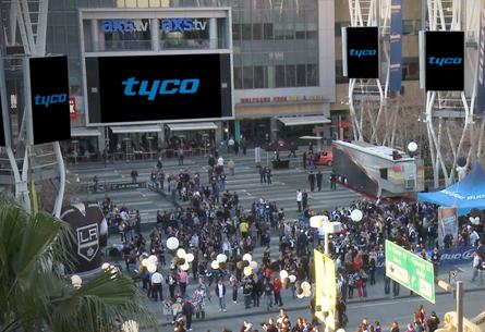 Tyco TV Spot