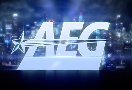AEG Brand Sizzle